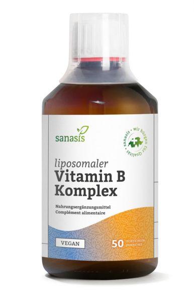 Liposomaler Vitamin B Komplex