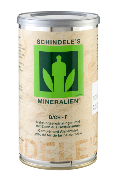 Schindeles Mineralien Pulver