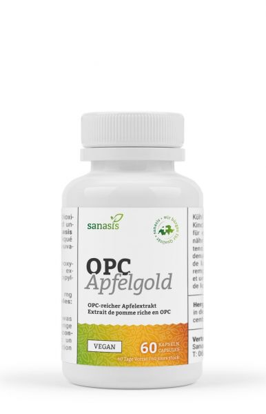 OPC Apfelgold 15% Aktion