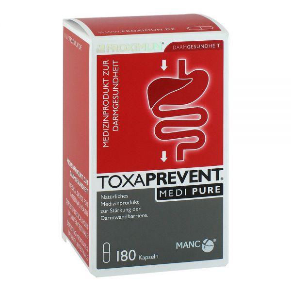 Toxaprevent® MEDI Pure (Kapseln)