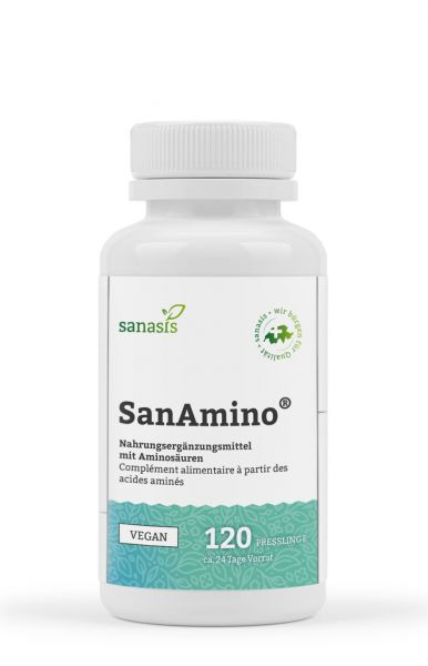 SanAmino® (Presslinge)