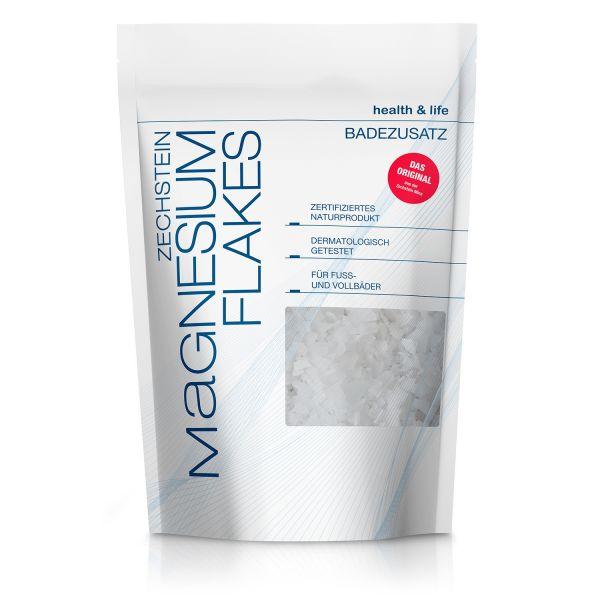 Zechstein Magnesium Flakes (Aktion 4x500g Beutel)