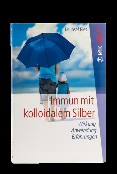 "Buch: ""Immun mit kolloidalem Silber"""