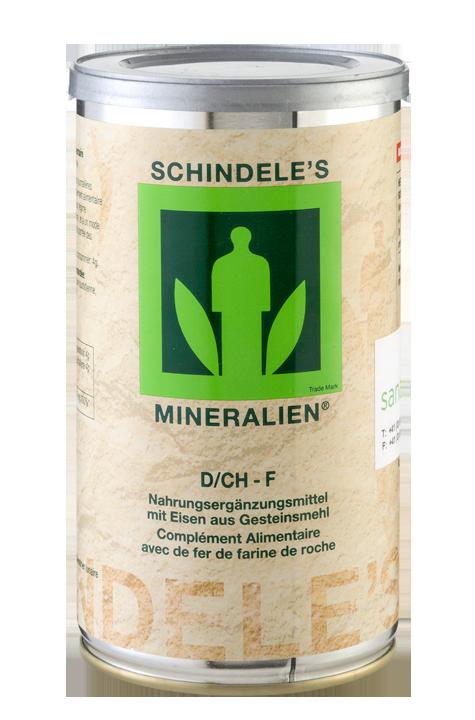 Gefährlich schindeles mineralien Heilerde