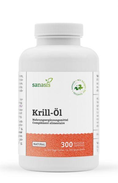 Krill-Öl (300 Kapseln)