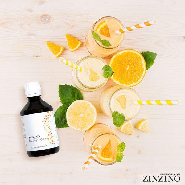Zinzino BalanceOil+ Zitrone