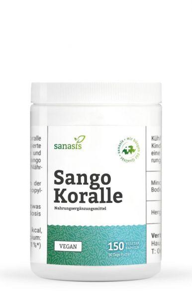 SangoKorallen (150 Kapseln)