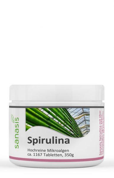 Spirulina Bio (Tabletten, 350g)