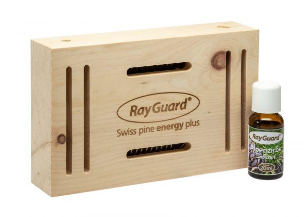 RayGuard® Zirben energy plus Set