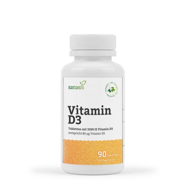 Vitamin D3 (Tabletten)