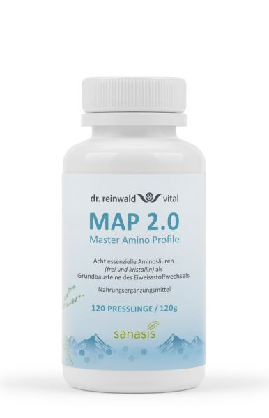 MAP® 2.0 (Master Amino Acid Pattern)