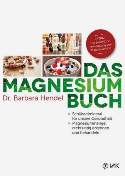 "Buch: ""Das Magnesium Buch"""