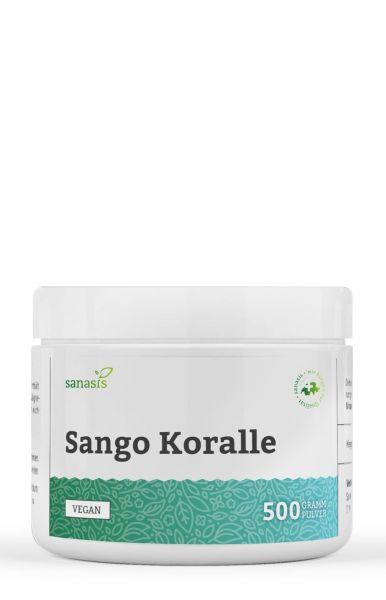 SangoKorallen (Pulver 500g)