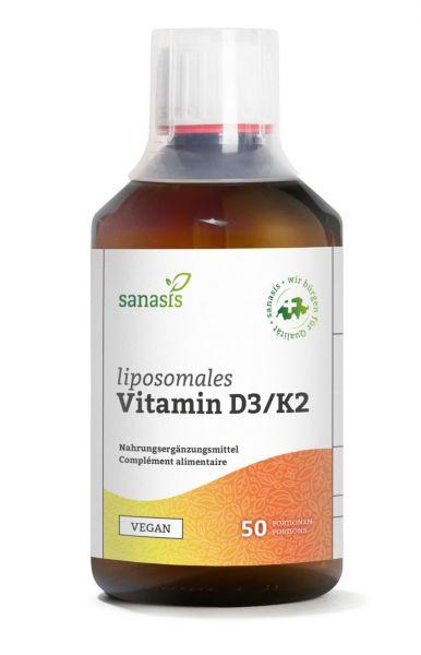 Liposomales Vitamin D3/K2