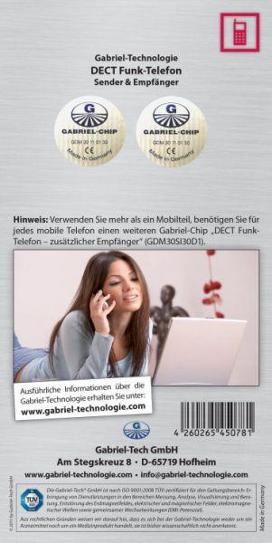 Gabriel-Chip DECT (Sender & Empfänger)