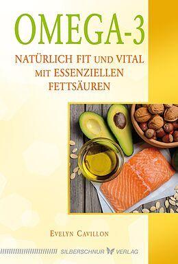 """Buch: """"Omega-3 Natürlich Fit und Vital mit Essenziellen Fettsäuren"""""""