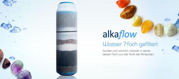 Alkaflow Ersatzfilter Patrone