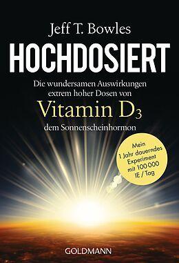 """Buch: """"Hochdosiert, Vitamin D3 das Sonnenscheinhormon"""""""