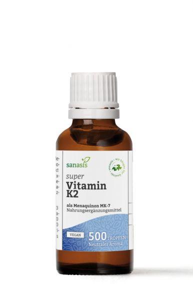 SuperVitamin K2 15% Aktion