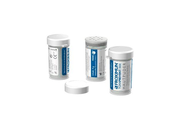 Toxaprevent® SKIN Hautpuder 4g (32er Display)