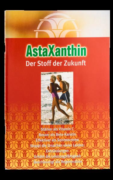 """Buch: """"Astaxanthin - Der Stoff der Zukunft"""""""
