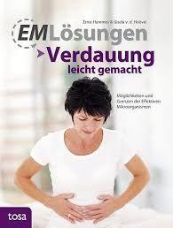 """Buch: EM Lösungen """"Verdauung leicht gemacht"""""""