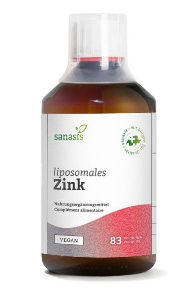 Liposomales Zink
