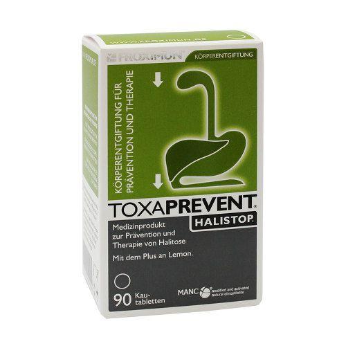 Toxaprevent® Halistop (Kautabletten)