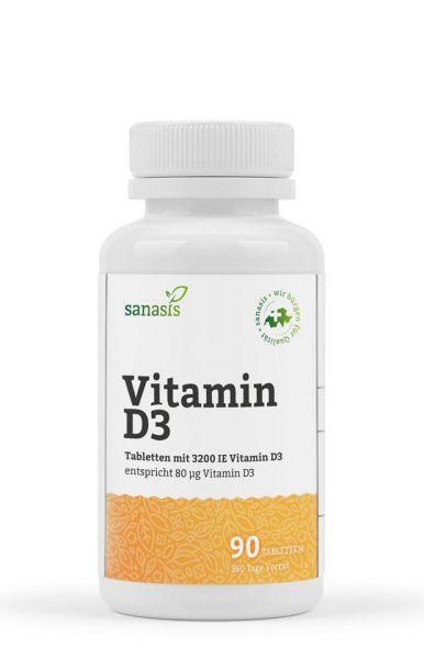 Vitamin D3 Tabletten