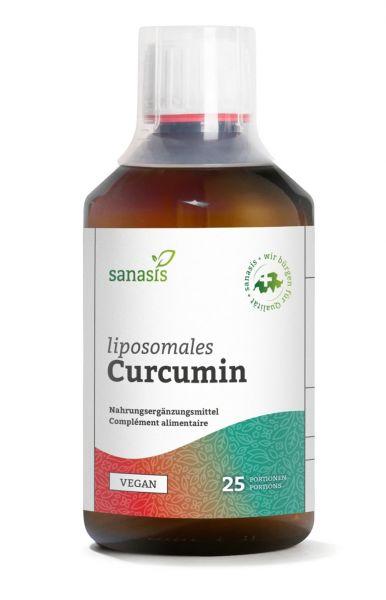 Liposomales Curcumin
